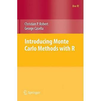 Att införa Monte Carlo-metoder med R av Robert & Christian