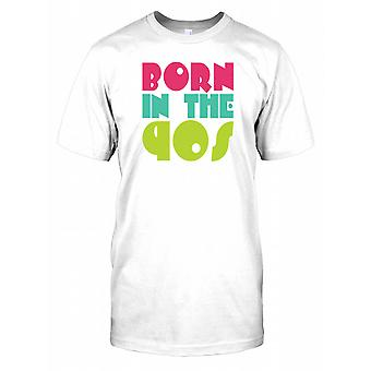 Born In The 90s - Funny Kids T Shirt