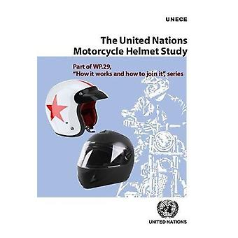 The United Nations Motorcycle Helmet Study - 9789211171075 Book
