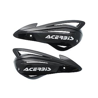 Acerbis Black 2018 X-Open Brembo MX Hand Guards