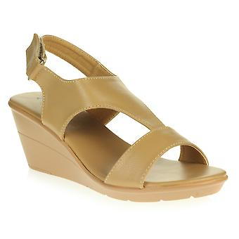 Aarz London Carin- Contemporary Shape Wedges