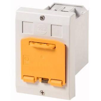 Kapsling Inbyggnads fäste, låsbar grå, gul Eaton E-PKZ01-SVB 1 st (ar)