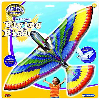 Brainstormen speelgoed het origineel vliegende vogel - spanwijdte 400mm