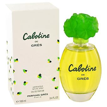 CABOTINE by Parfums Gres Eau De Parfum Spray 3.3 oz / 100 ml (Women)