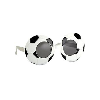 Calcio occhiali