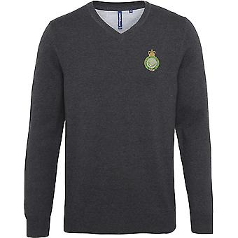 Sherwood Rangers Yeomanry - Licensed British Army Embroidered Jumper
