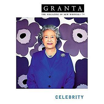Granta 79: Celebrity