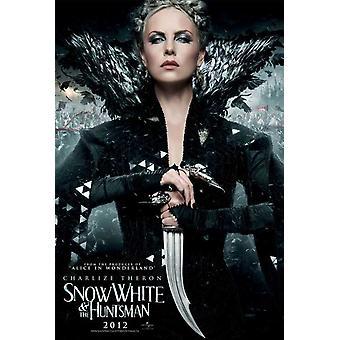 Snow White And The Huntsman (2012) Rare Ravenna Style Original Cinema Poster