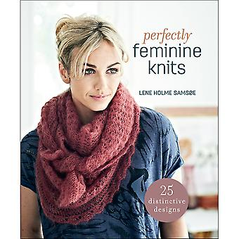 Interweave Press-Perfectly Feminine Knits IP-00830
