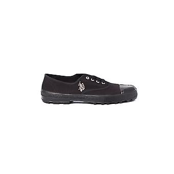 U.S. Polo sneakers Black Unisex