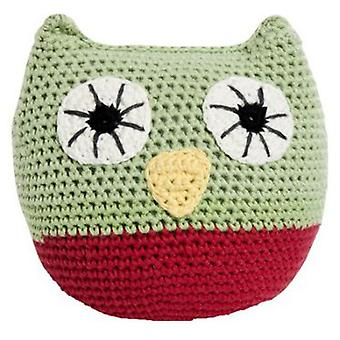 Franck & Fischer Emma owl rattle ball (Toys , Preschool , Babies , Early Childhood Toys)