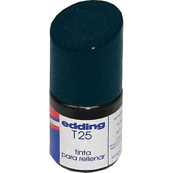 Edding Pens Ink Bottle T-25 Black (Toys , School Zone , Drawing And Color)