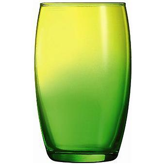 Luminarc Vaso 36Clgreen / Orang Duos (Kitchen , Household , Cups and glasses)