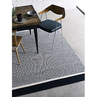 Rugs -Belle Black & Off White - BEL04