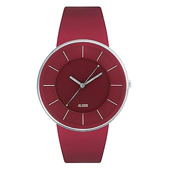 Alessi Luna Red Mens Watch