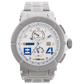 TechnoSport men's Chrono Watch - Silver