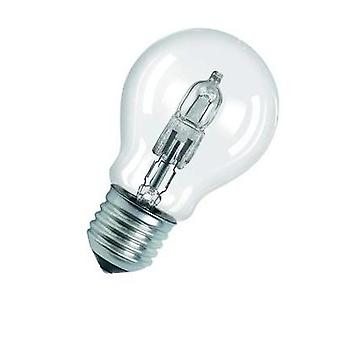 Eco halogen OSRAM 230 V E27 20 W Warm white EEC: C Pear shape dimmable 1 pc(s)