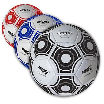 Sport One Soccer Ball Cross 3 Assorted Size 5 (All'Aperto , Sport)