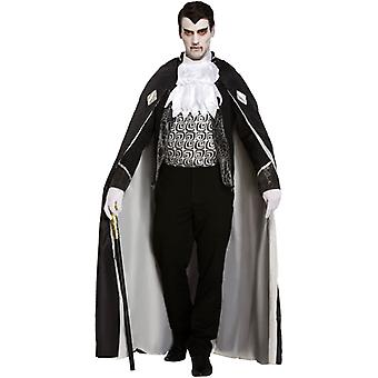 Adult's Scary Man of the House Fancy Dress Costume
