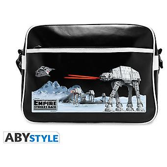 Abysse Star Wars Messenger Bag At-At Vinyle (Toys , School Zone , Backpacks)