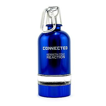 Kenneth Cole Connected Reaction Eau De Toilette Spray 125ml/4.2oz