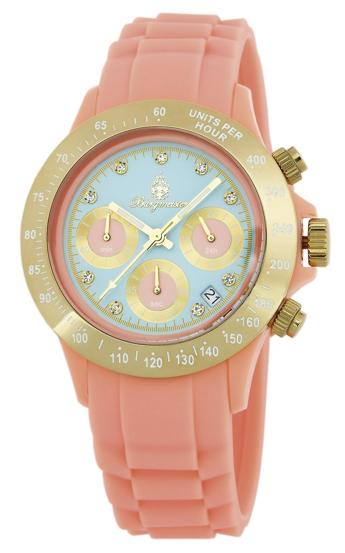 Burgmeister Ladies Chronograph Florida BM514-034s
