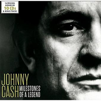 Milestones of a Legend by Johnny Cash