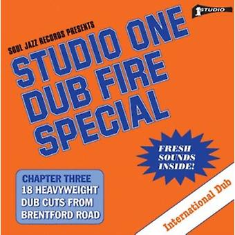 Studio One Dub Fire Special by Soul Jazz Records Pr