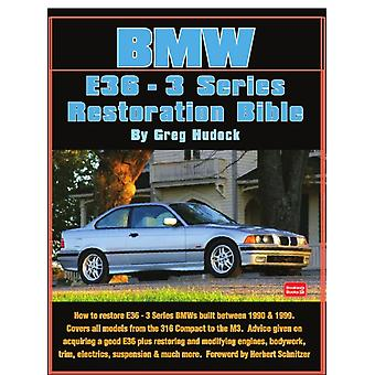 BMW 3 Series E36 Restoration Tips & Techniques (Paperback) by Hudock Greg