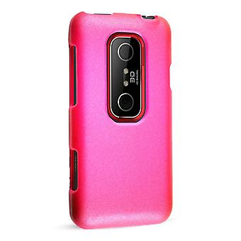 Technocel Shield Case for HTC EVO 3D - Pink