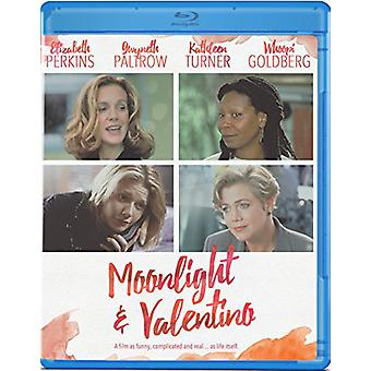 Moonlight & Valentino [Blu-ray] USA import