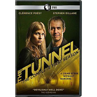 Tunnel: Season One [DVD] USA import