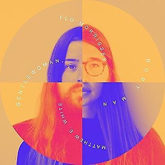 Flo Morrissey & Whit - Gentlewoman Ruby mand [Vinyl] USA import