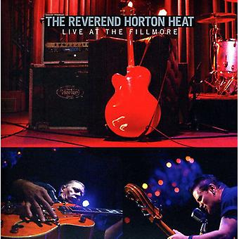 Reverend Horton Heat - Live at Fillmore CD [CD] USA import