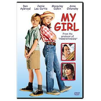My Girl [DVD] USA import