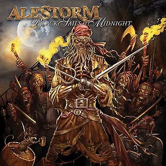Alestorm - Black Sails en importación de EEUU de medianoche [CD]