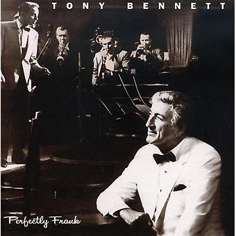 Tony Bennett - perfekt Frank [CD] USA import