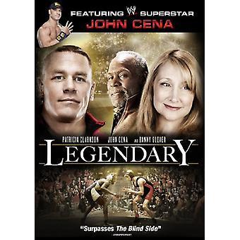 Legendary [DVD] USA import