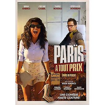 Parijs een Tout Prix (Parijs of vergaan) [DVD] USA import