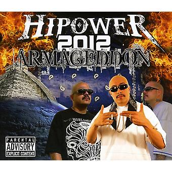 Hipower Entertainment presenta - importación de USA de Hipower 2012 Armageddon [CD]