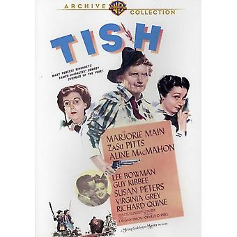 Tish (1942) [DVD] USA import