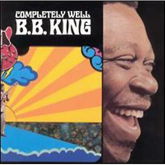 B.B. King - helt frisk [CD] USA import