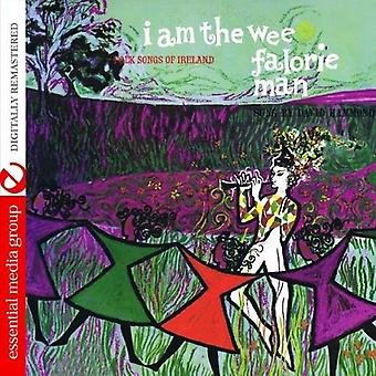 David Hammond - I Am the Wee Falorie Man: Folk Songs of Ireland [CD] USA import