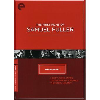 First Films of Samuel Fuller [DVD] USA import