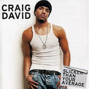 Craig David - import USA płaszcz niż Twoja średnia [CD]