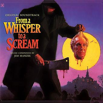 Jim Manzie - From a Whisper to a Scream / O.S.T. [Vinyl] USA import