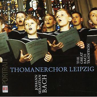 Thomanerchor Leipzig - Thomanerchor Leipzig: Importazione USA la grande tradizione di Bach [CD]