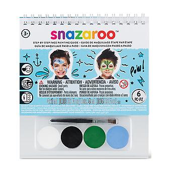 Snazaroo Face Make-Up Set - One Size