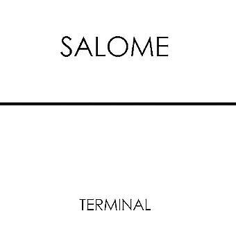 Salome - Terminal [CD] USA importerer