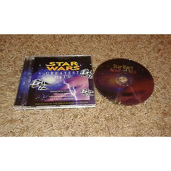 Star Wars Greatest Hits (CD)